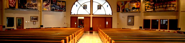 St. Matthew Lutheran Church Rotating Header Image