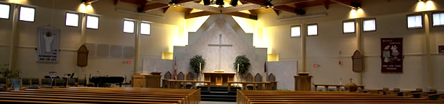 St. Matthew Lutheran Church Rotating Header Image